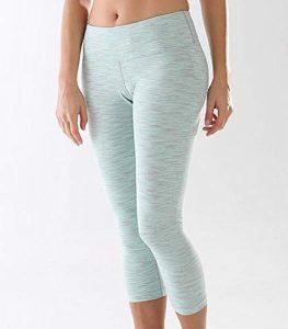 Image of the ALIGNMED Mid-Calf Capri Yoga Pants