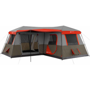Image of the Ozark Trail 12-Person Instant Cabin Tent
