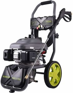 Photo of the AUTLEAD Gas High-Pressure Washer Cleaner