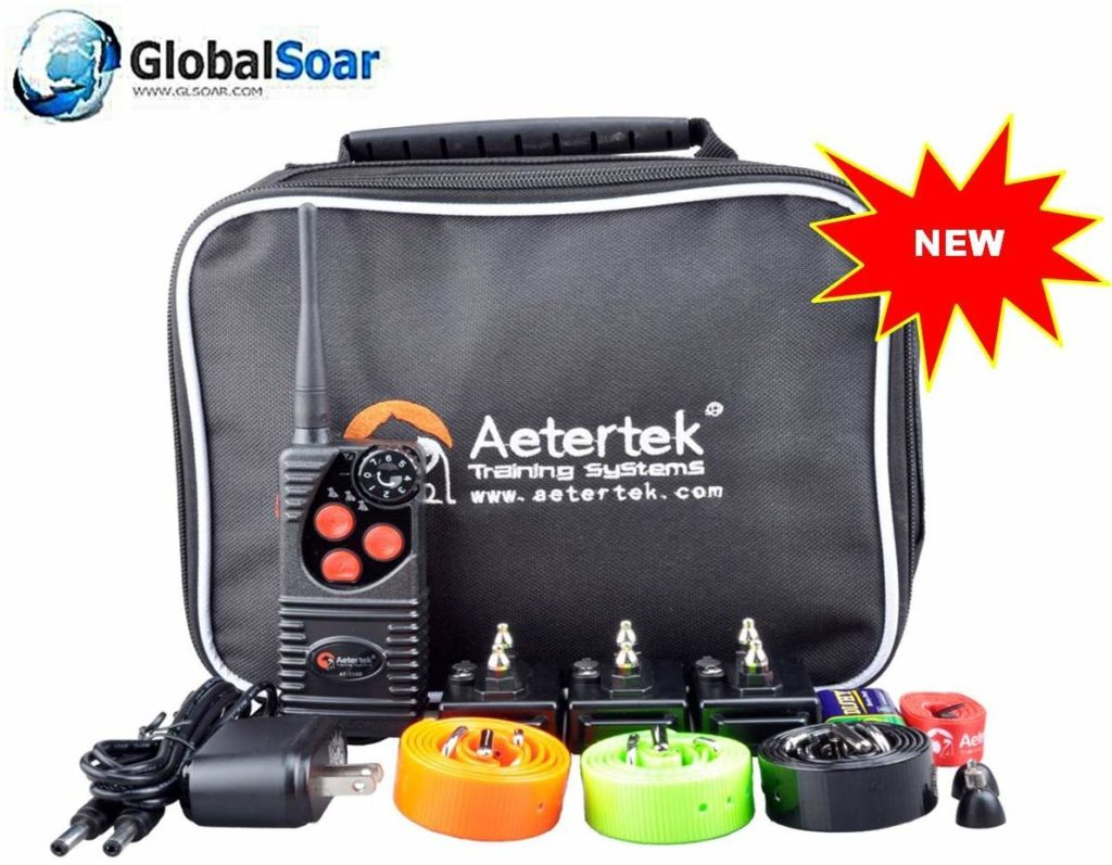 Picture of Aeterek Dog Training Anti Bark & Waterproof Collar