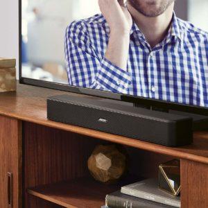 Image of the Bose Solo 5 TV Soundbar Bedroom Sound System