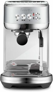 Picture of the Breville BES500BSS Bambino Plus Machine