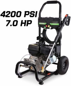 AUTLEAD Gas High-Pressure Washer Cleaner Picture