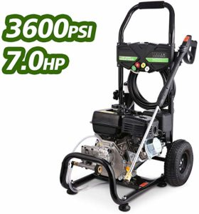 AUTLEAD Gas High-Pressure Washer Cleaner Image