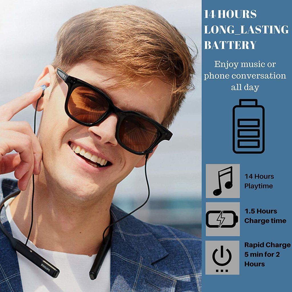 PHILIPS Best Neckband Headphones Image