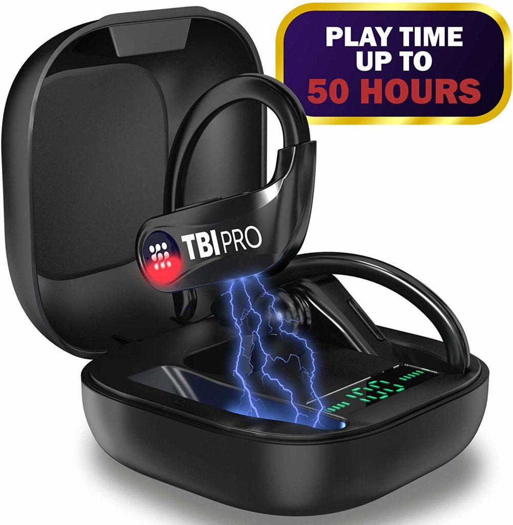 Image of PowerPro Sport 5.0 Bluetooth Headphones
