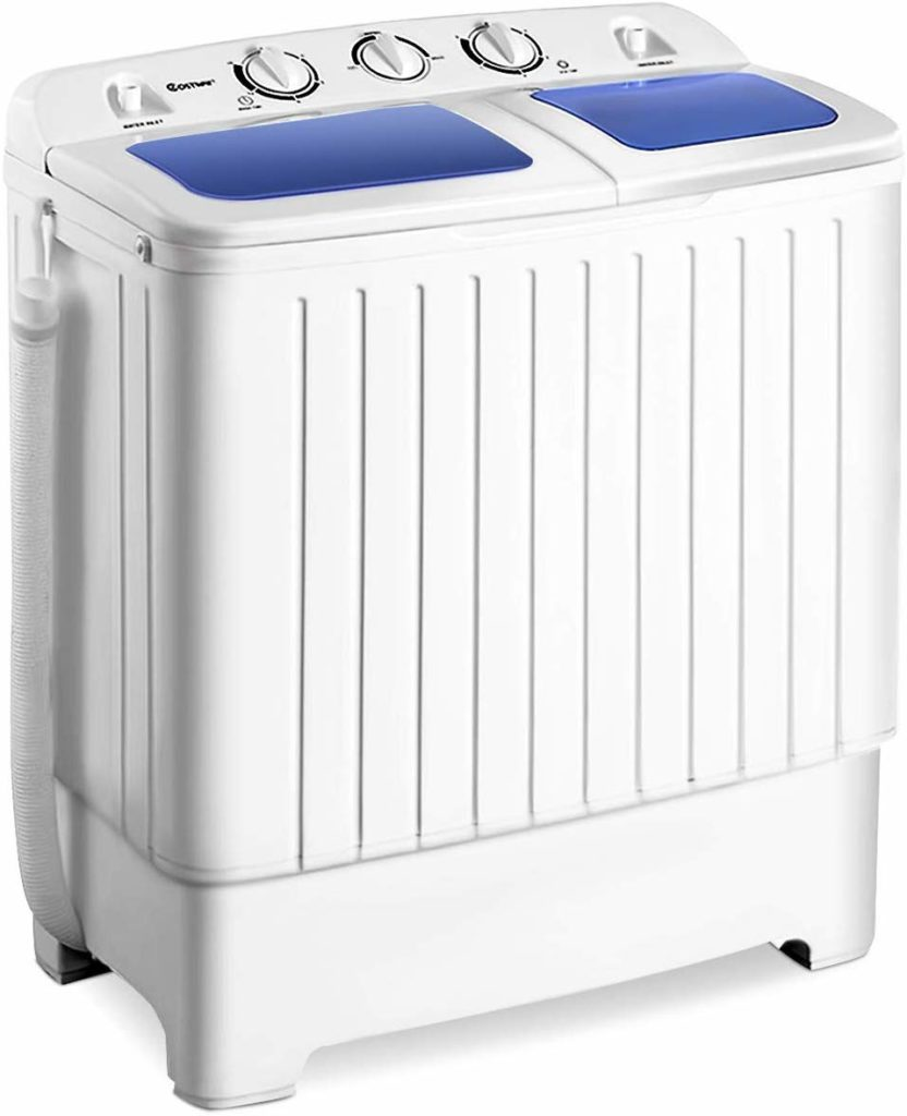 Image of the WSJTT The Laundry Alternative Non-Computerized Washing Machine