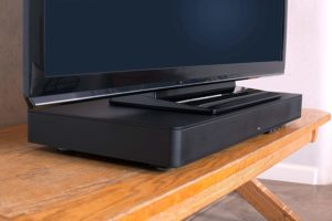 Image of the ZVOX Soundbase 670 Bedroom Soundbar