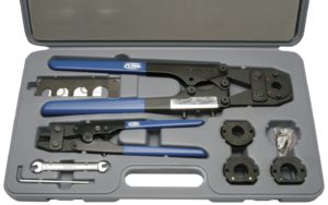 Image of Zurn Crimp Tool for Creating Watertight PEX Connections