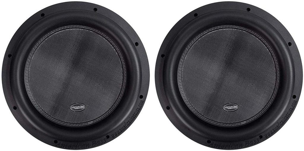 Picture of American Bass XR-12D4 12 Inch Subwoofer