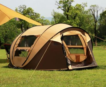Image of Camping tent