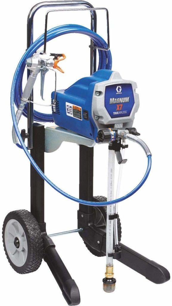 Image of Graco Magnum X7 Airless Paint Sprayer
