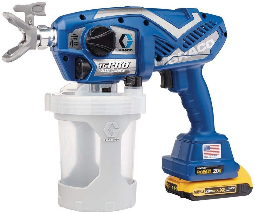 Image of Graco TC Pro Cordless Airless Paint Sprayer