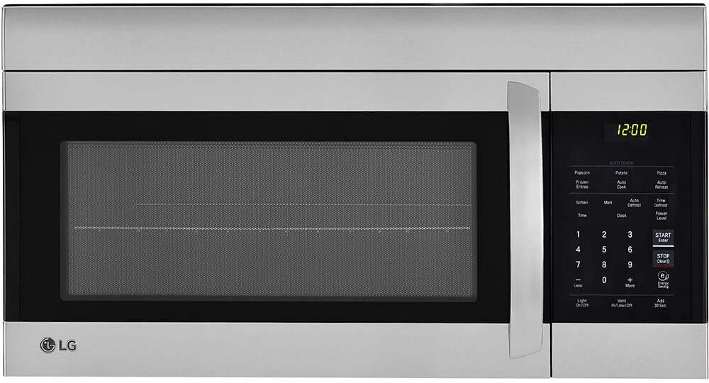 LG 30 Stainless Over-The-Range Microwave Image