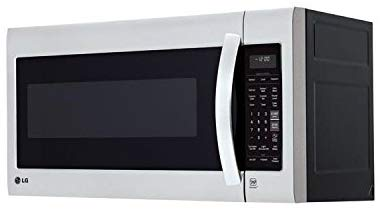 Image of LG Stainless Steel Over-The-Range Microwave