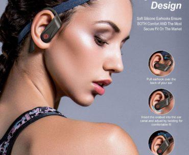 Photo of Long Run Wireless Earbuds With Ear Hooks