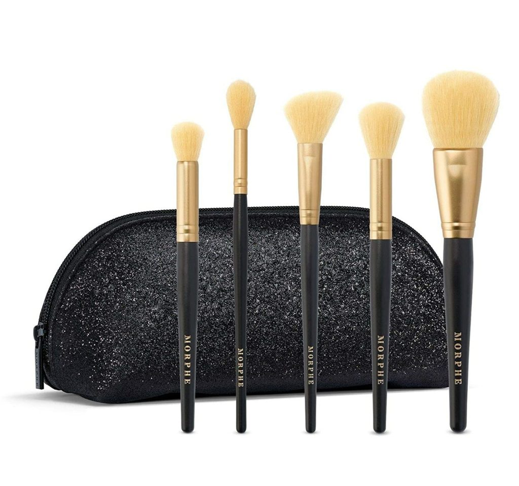 Photo of Morphe Complexion Crew 5-Piece Brush Collection