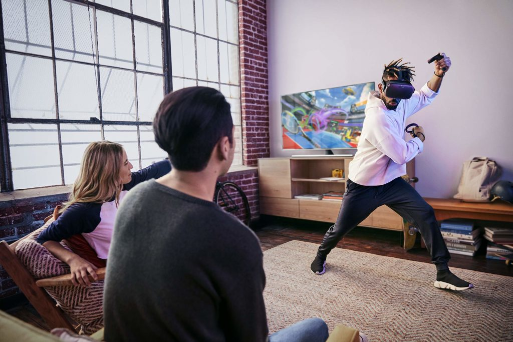 Picture of Oculus Quest All-in-one VR Gaming Headset