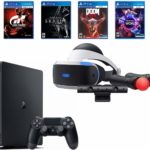 Image of PlayStation 4 Slim Bundle VR Game System