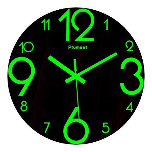 Photo of Plumeet Luminous Wall Clocks