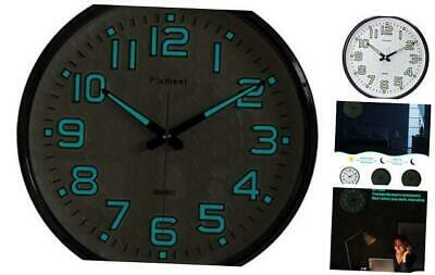 Picture of Plumeet Night Glowing Wall Clock