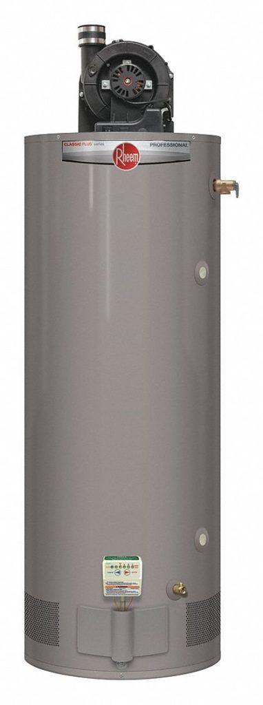 Photo of Rheem 75 gal. Residential Gas Water Heater 100 BtuH