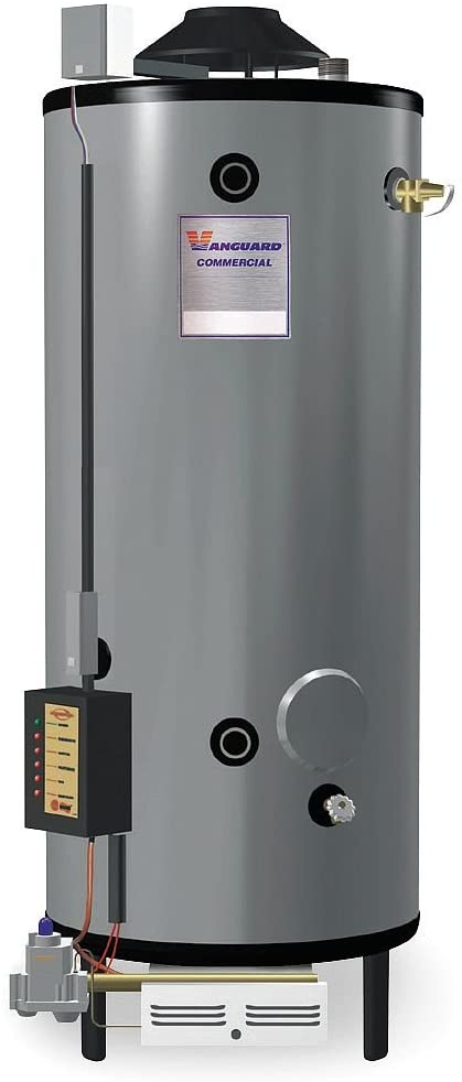 Picture of Rheem 76 Gallon Commercial Water Heater G76-200
