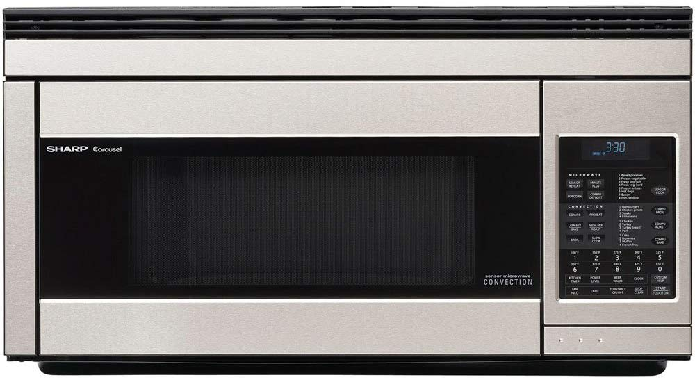 Photo of Sharp 850W Over-the-Range Convection Microwave