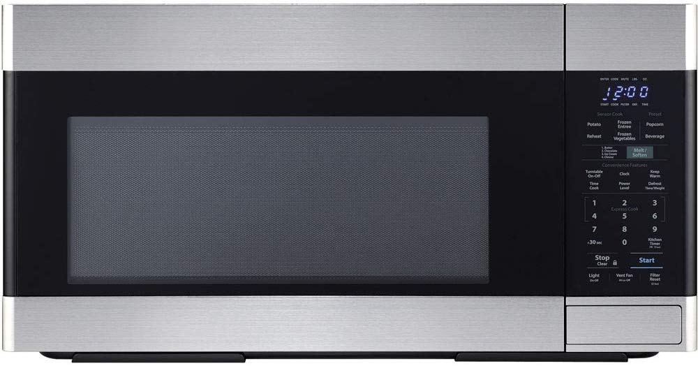 Sharp SMO1652DS microwave picture