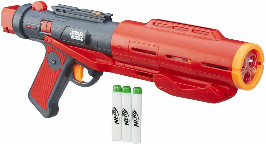 Star Wars Rogue One Nerf Blaster Gun Picture