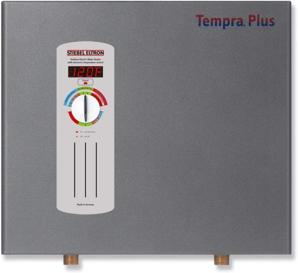 Photo of Stiebel Eltron Whole House Tankless Electric Water Heater