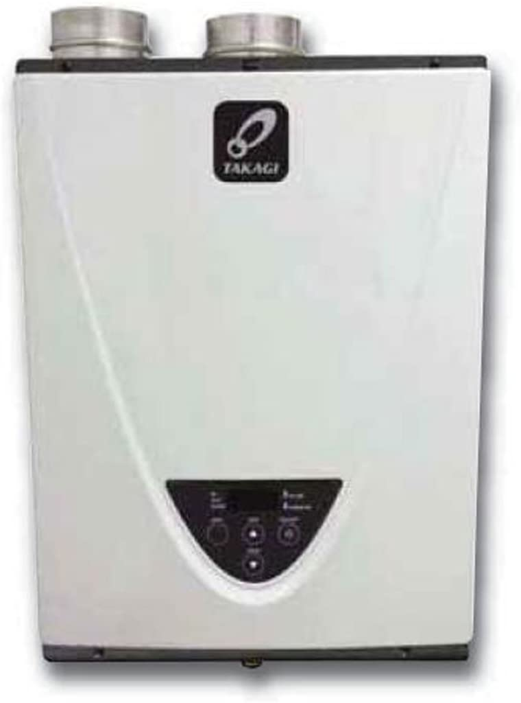 Photo of Takagi Condensing High-Efficiency Natural Gas Indoor Water Heater