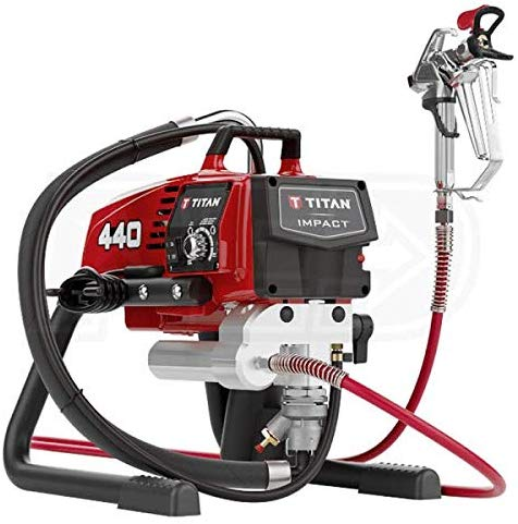 Titan Impact Electric Airless Sprayer Picture
