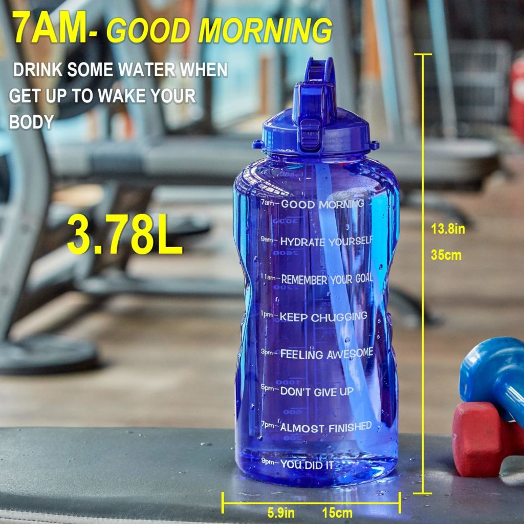 Image of Venture Pal Fitness Sports Water Bottle