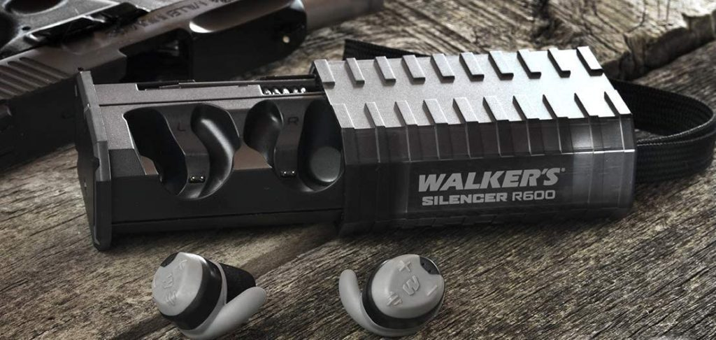 Picture of the Walker's Game Ear Silencer Rechargeable
