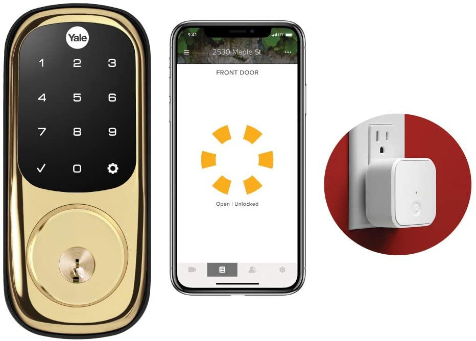 Photo of Yale Touchscreen Lock with Wi-Fi and Bluetooth