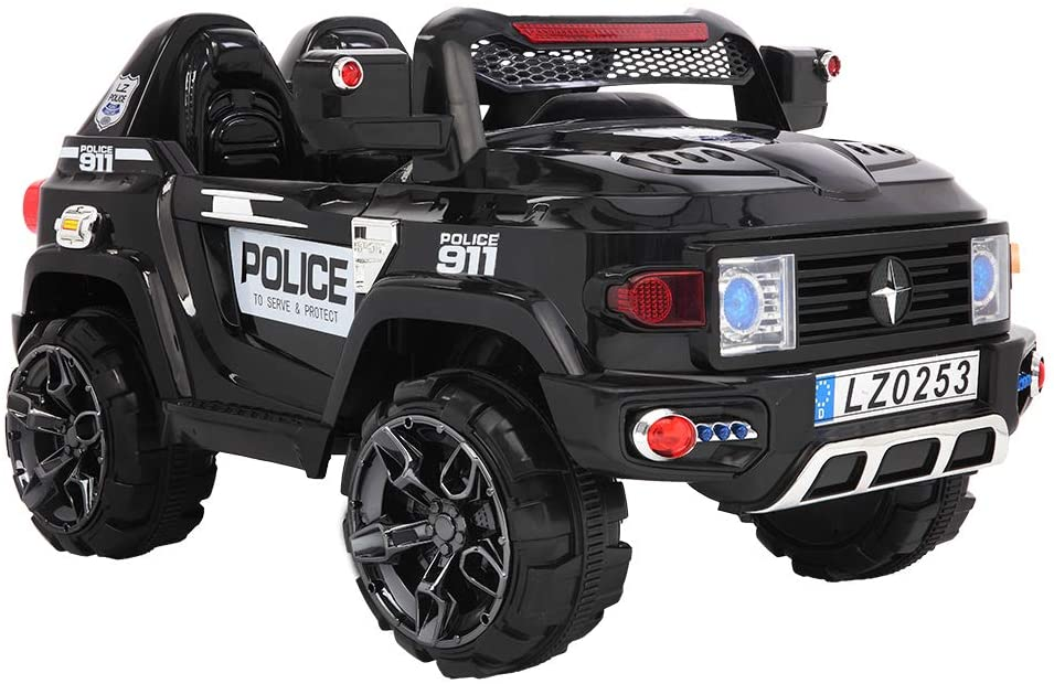 Picture of ARWEI 12V 2 Seater Electric Off-Road Police Car