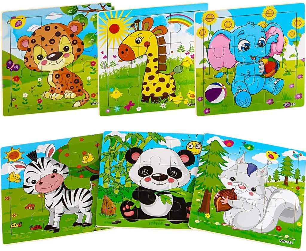 Picture of Aity Wood Jigsaw Puzzles