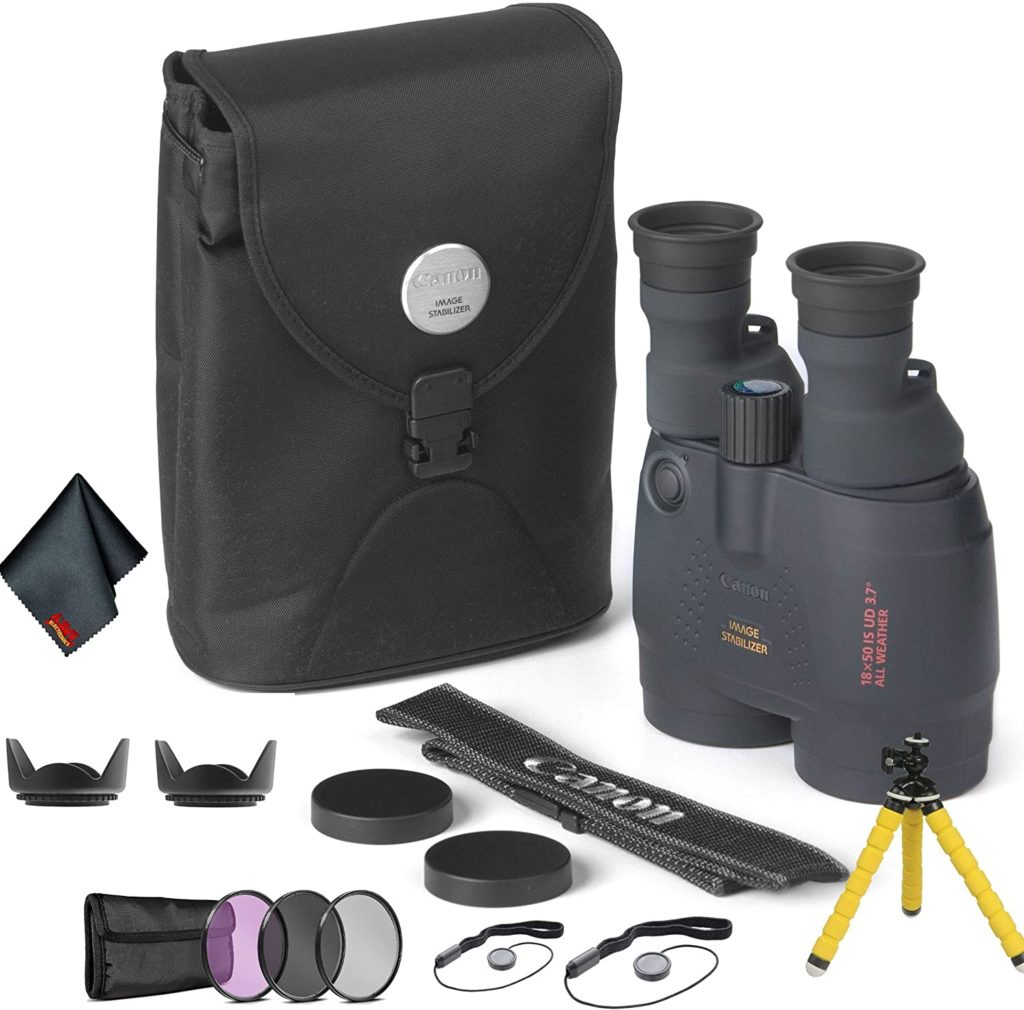 Picture of Canon 18x50 IS All-Weather Binoculars