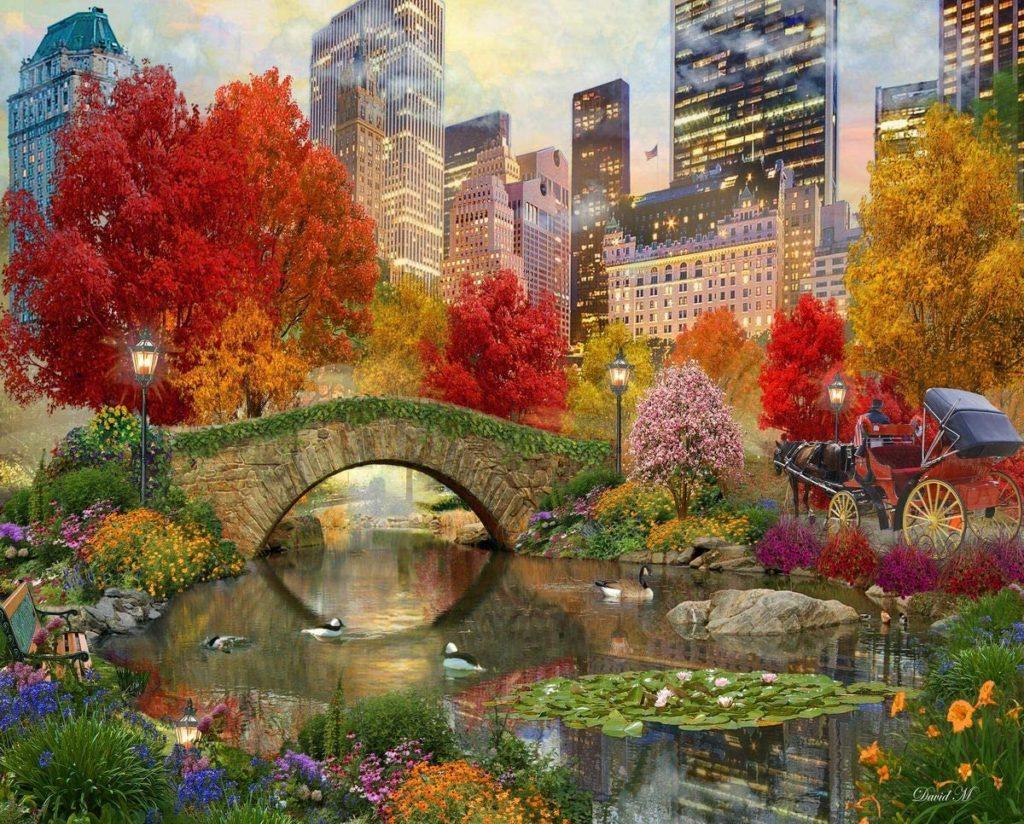Photo of Central Park Paradise Puzzles