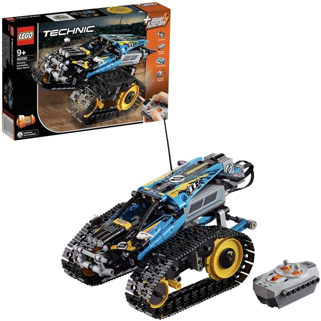 Photo of LEGO Technic Remote-Controlled Stunt Tracked Racer