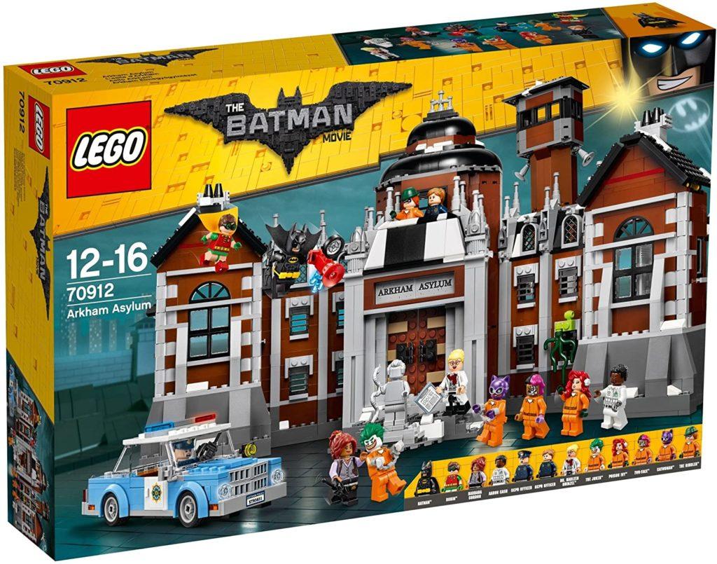 Picture of Lego Arkham Asylum