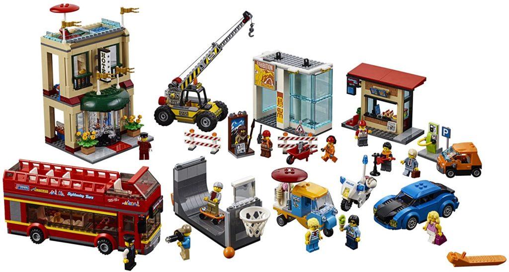 Photo of Lego Capital City
