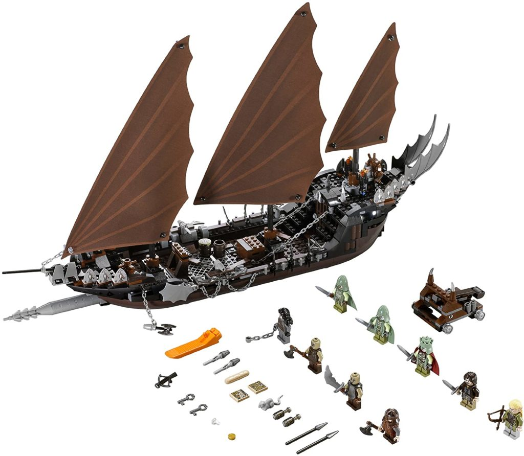 Photo of Lego Lord of the Rings Pirate Ship