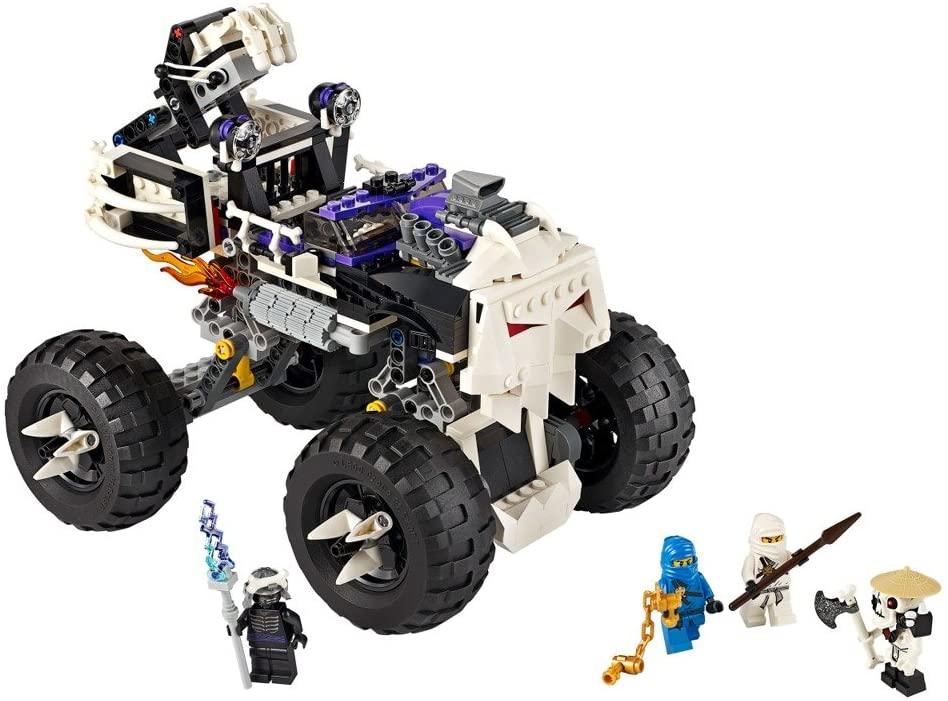 Image of Lego Ninjago Skull Truck
