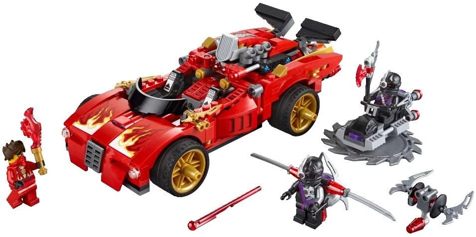 Photo of Lego Ninjago X-1 Ninja Charger