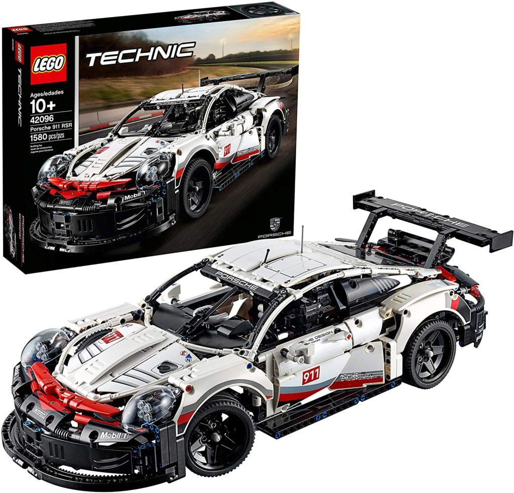 Image of Lego Porsche 911 RSR