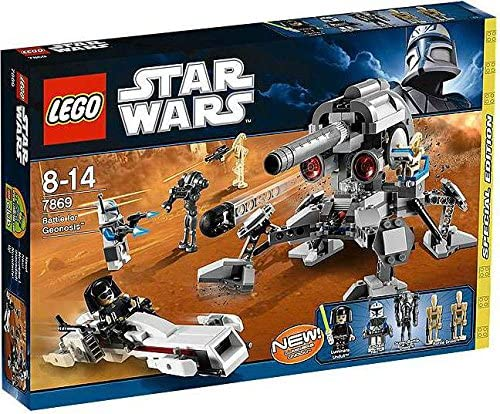 Picture of Lego Star Wars Battle for Geonosis