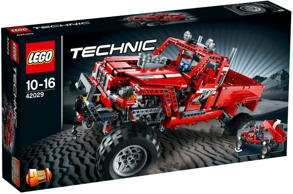 Picture of Lego Technic 42029 Truck