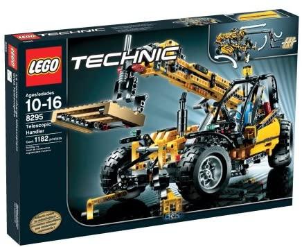 Photo of Lego Technic Telehandler